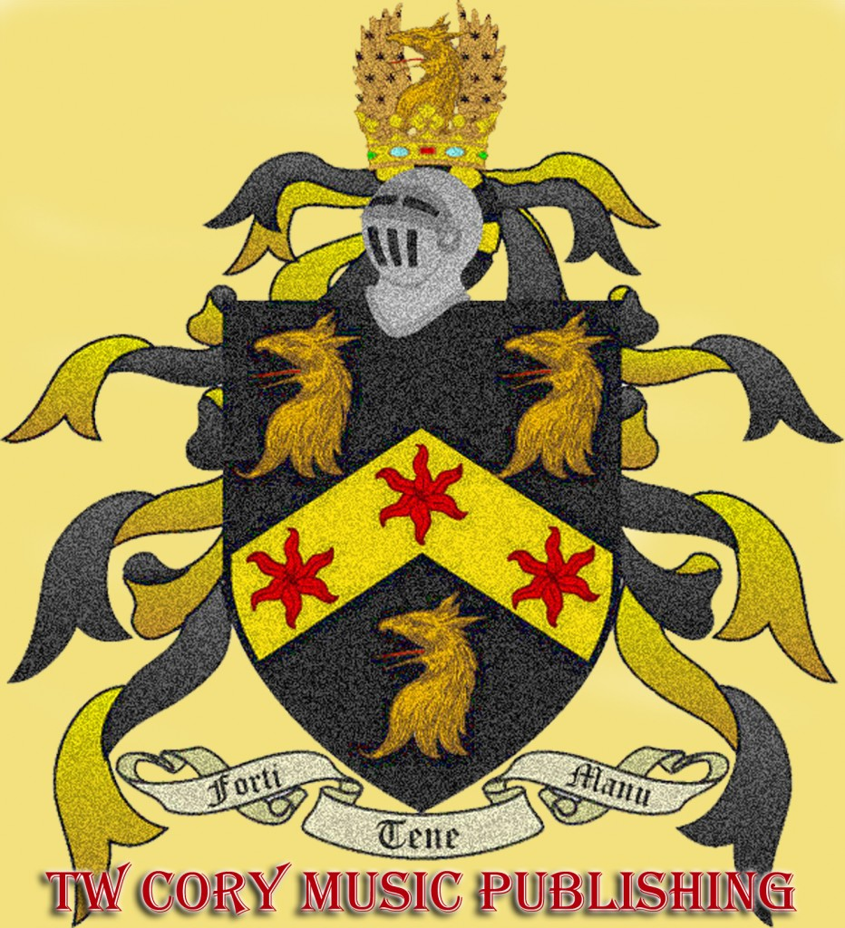 cory coat of arms